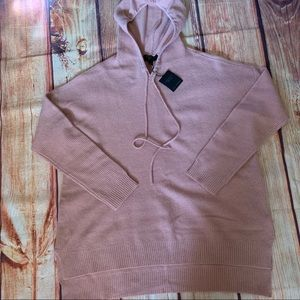 Charter Club Cashmere Hoodie Sweater NWT